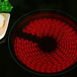 piastra elettrica per cucinare
