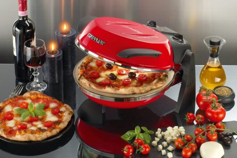Fornetto G3 Ferrari per pizza