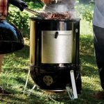 Affumicatore Weber Smokey Mountain Cooker