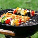 Barbecue rotondo