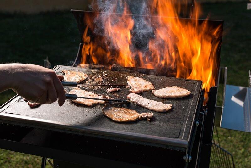 Pietra lavica per barbecue