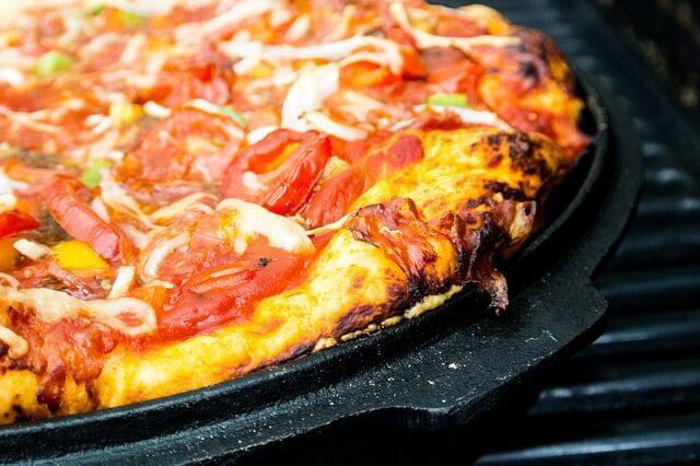 Padella per pizza