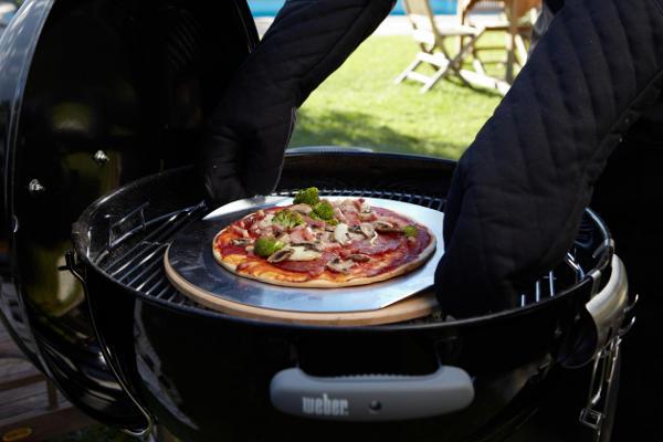 Pietra refrattaria per pizza Weber