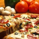 Pietra lavica per pizza